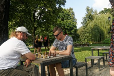 Vilnius, Bernardinų sodas, 2016-07-30; Darius Matonis