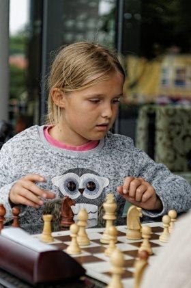 Dorotėja Matonytė; Druskininkai; 2016 vasaros šachmatai