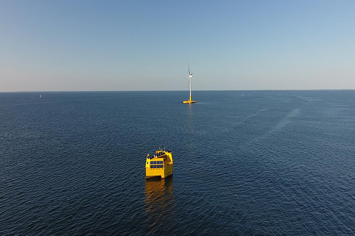 DNV, Açık Deniz Yeşil Hidrojen Üretim Tesisinin Risklerini Araştıracak