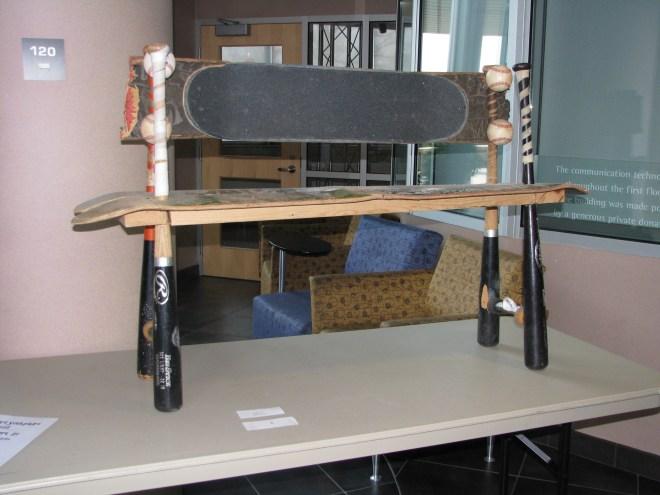 Cool Circuit Board Computer Green Skateboard Decks