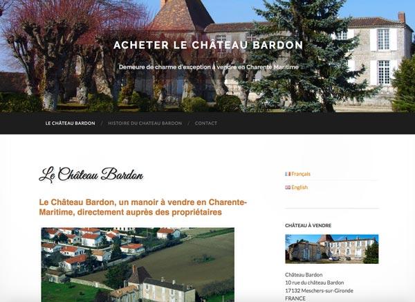 Château Bardon