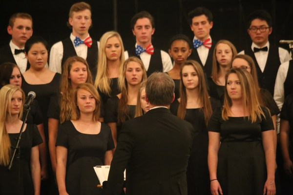 MCA student choir
