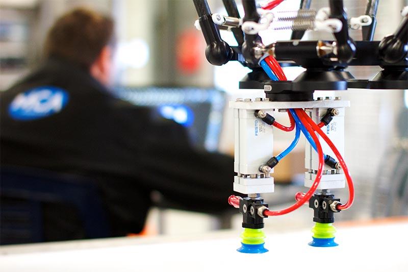 Automatisme et Robotique, constructeur-intégrateur de process agroalimentaire, concepteur de process agroalimentaire