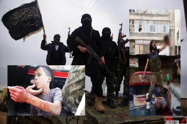 Спецназ Сирии отомстил за обезглавливание 11-летнего мальчика в г. Алеппо
