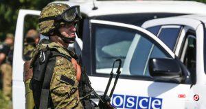 Киев требует на доступе после выборов к границе с Россией в Донбассе