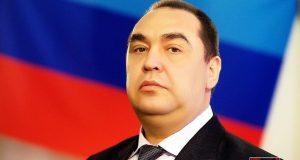 Глава ЛНР