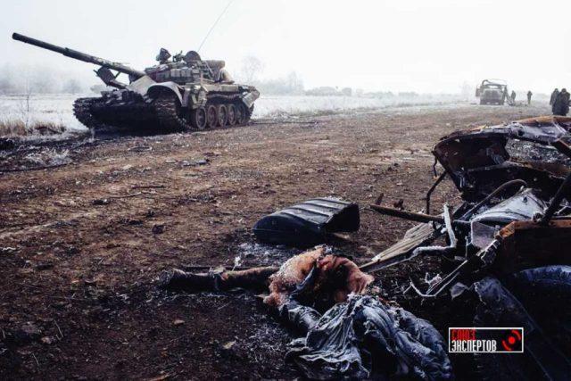нападение на Донбасс
