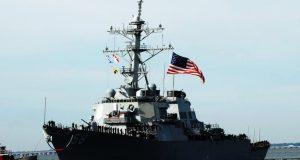 Роль кораблей США