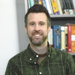 Michael LeBlanc, AAUP Vice President (TP/SS)