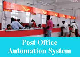 125 – Post Office Automation System Asp Project