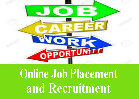 142 – Online Job Placement and Recruitment System Project