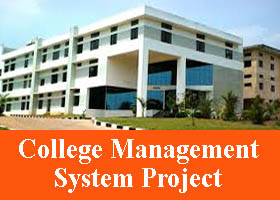 210 – College Management System Project