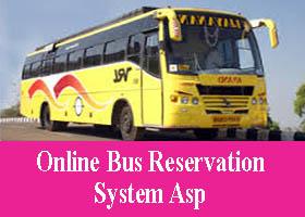 220 – Online Bus Reservation System Asp Project