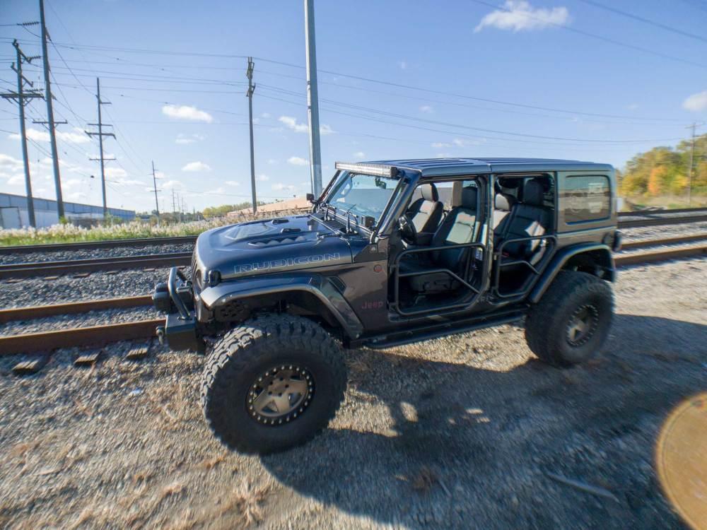 medium resolution of jeep wrangler jl tube doors