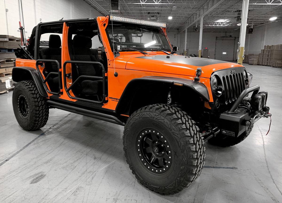 hight resolution of jeep wrangler jk tubular