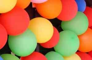 Hands-On Fundraising balloon celebration