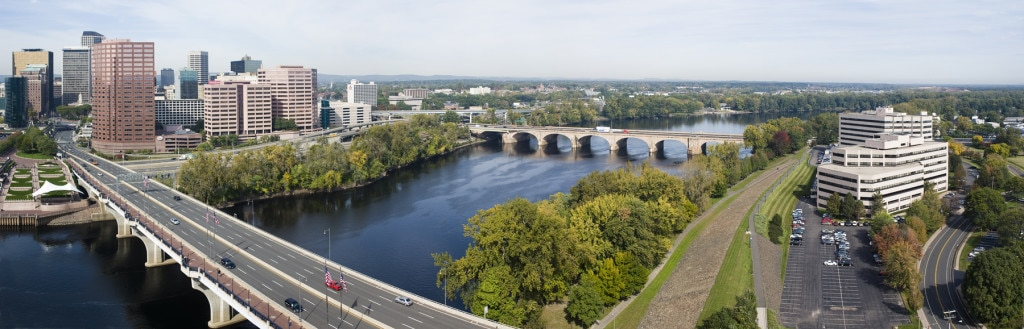 Connecticut River and Riverfront parks