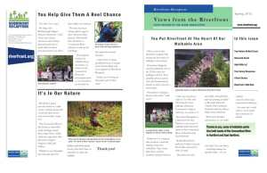 The best fundraising idea I ever stole – part three: create a donor newsletter