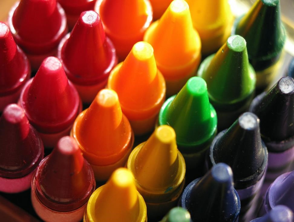2016: fresh as a new box of crayons