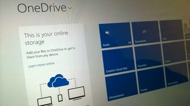 Browse all your OneDrive Files from File Explorer in Windows 10 Build 9879  McAkins Online