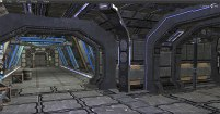 Space Lab Voxelus