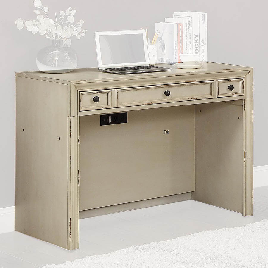 Nantucket 42 Wall Desk  McAleers Office Furniture