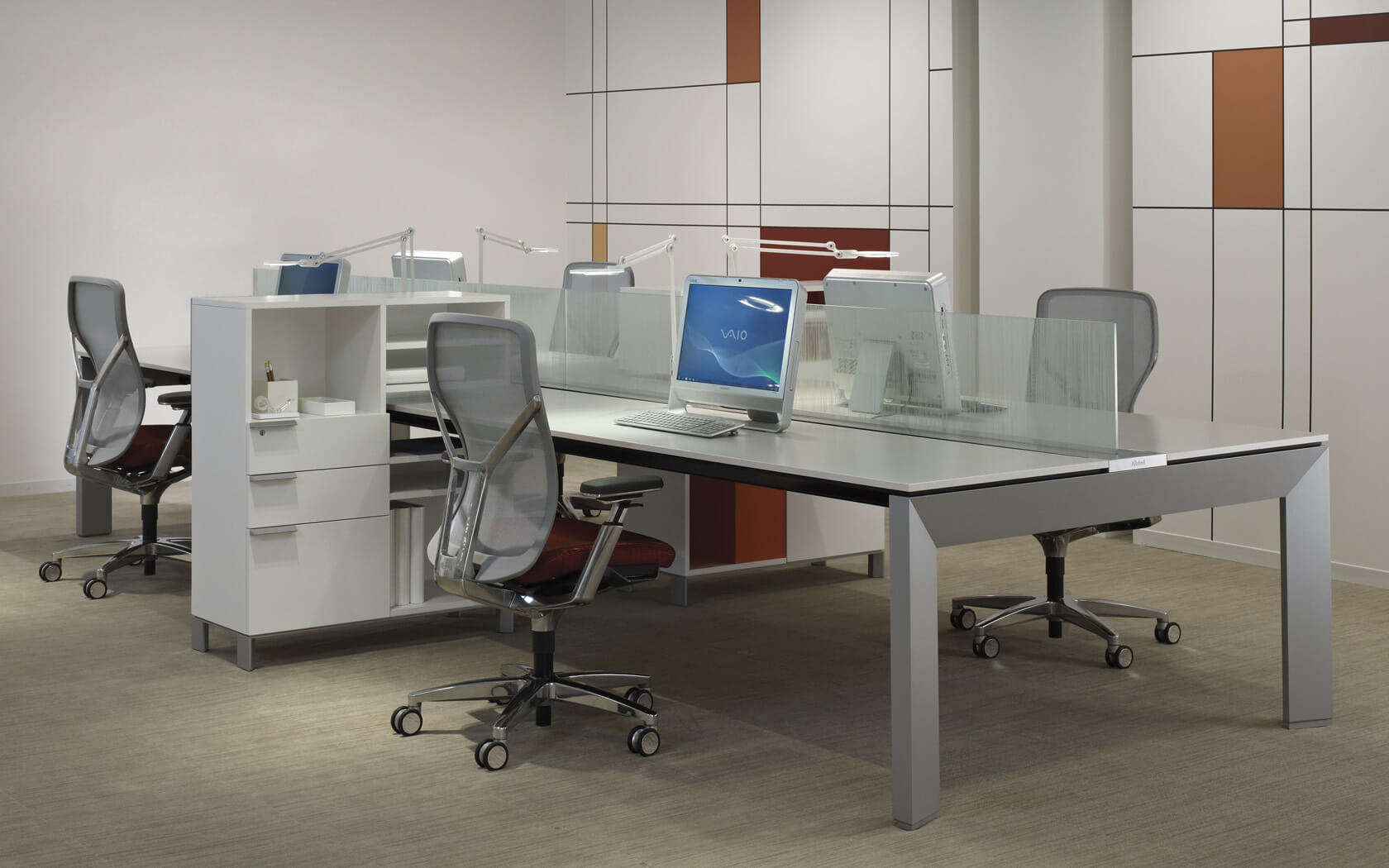 allsteel access chair sayl by herman miller stride benching mcaleer 39s office furniture