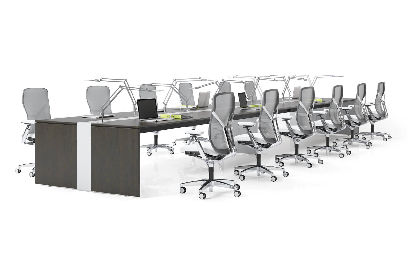 allsteel access chair instructions bedroom white stride benching mcaleer 39s office furniture