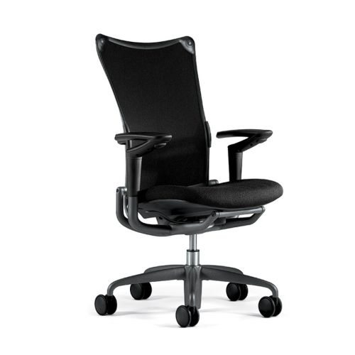 allsteel access chair rolling accessories office chairs mcaleer s furniture mobile al ergonomic executive task the 19