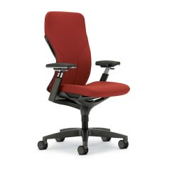 Allsteel Access Chair Posture Perfect Acuity Task Mcaleer S Office Furniture Mobile Al
