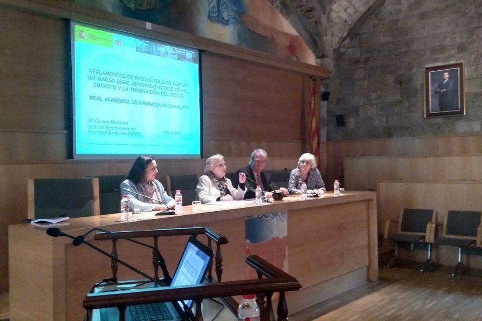 La presentación de Carmen Abad sobre PS: consúltela en la web de RAFC