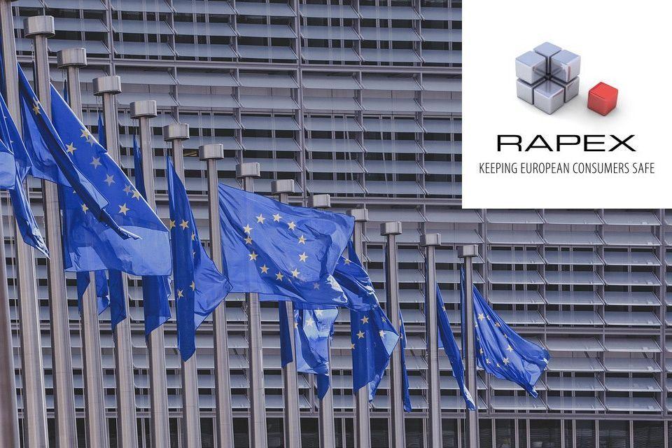 Informe Rapex Junio 2017: actualidad europea en cosméticos