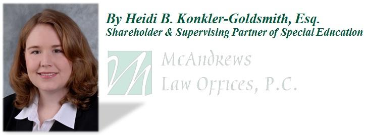 Functional Behavior Assessments - McAndrews Law Firm