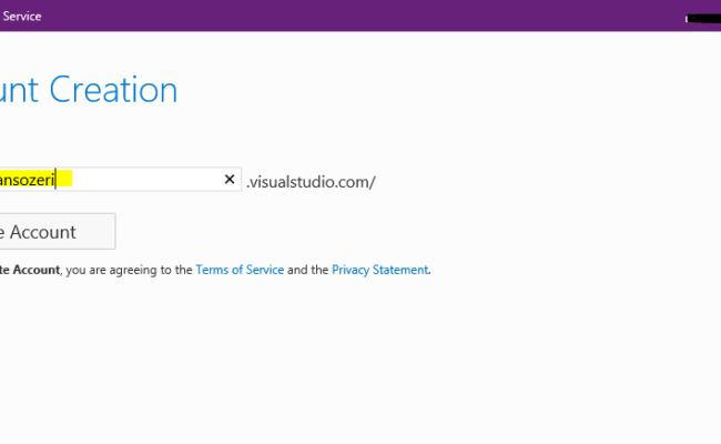 Team Foundation Service Release Oldu Ve ücretsiz Kullanım