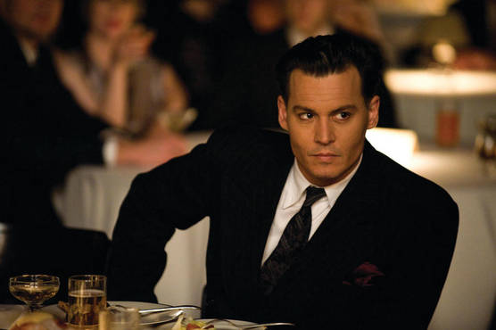 "Depp may be the best thing about Mann's unfocused letdown ""Public Enemies."""
