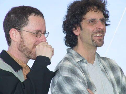 Parters in crime: Ethan (left) and Joel Coen make the ultimate directing duo.