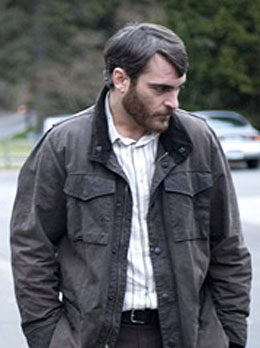 "Joaquin as devastated father Ethan Learner in ""Reservation Road."""