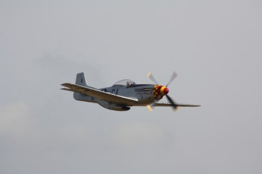 """North American P-51D Mustang """"Nooky Booky IV"""""""