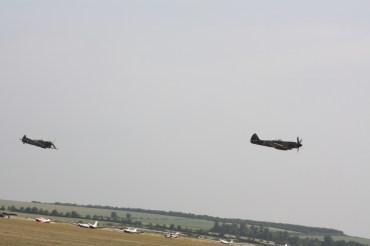 Supermarine Spitfires FR. XVIE & Mk. IXT