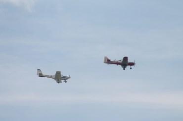 Scottish Aviation Bulldog T.1 & Grob G-115E Tutor T.1