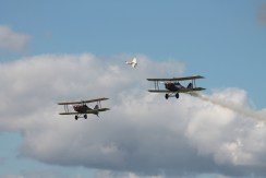 RAF S.E.5As & Sopwith Triplane Replicas