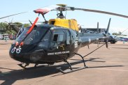 Eurocopter AS350BB Squirrel HT Mk. 1