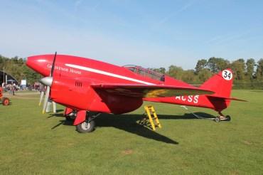 "De Havilland DH.88 Comet ""Grosvenor House"""