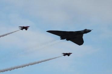 Avro Vulcan B.2 & The Gnat Display Team