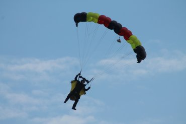 The Tigers Freefall Team