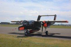 North American-Rockwell OV-10B Bronco