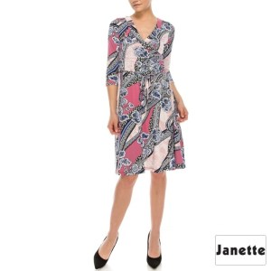 janette fashion LA ワンピース
