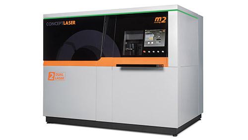 Laserschmelz-Maschine