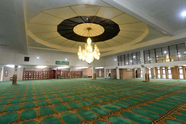 Mosque Portal