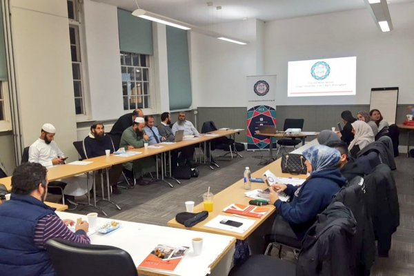 Our Mosques Our Future 'Find Out More' Session – Birmingham